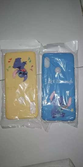Redmi note 5 dan 5 pro Casing Softcase Tpu Case