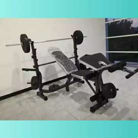 Alat Fitnes murah benchpress bergaransi
