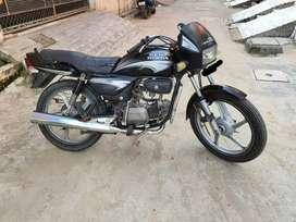 Hero Honda Splendor plus available in very good condition.(25000 last)