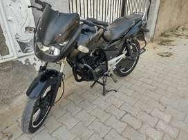 Bajaj Pulsar 150 Black, Model :- 2010, For Sale..
