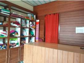 Furnished Tailoring Shop For Sale At Parumala Jn