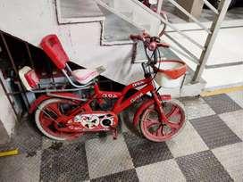 Superstar bicycle