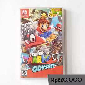 Cartridge Nintendo Switch - Super Mario Odyssey