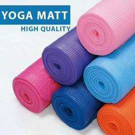 YOGA MAT 8MM THICKNESS (SIZE: 61X183CM)