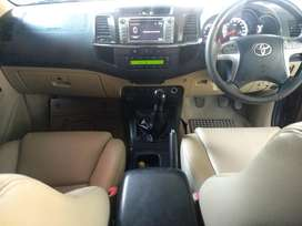 Toyota Fortuner 3.0 4x2 Manual, 2015