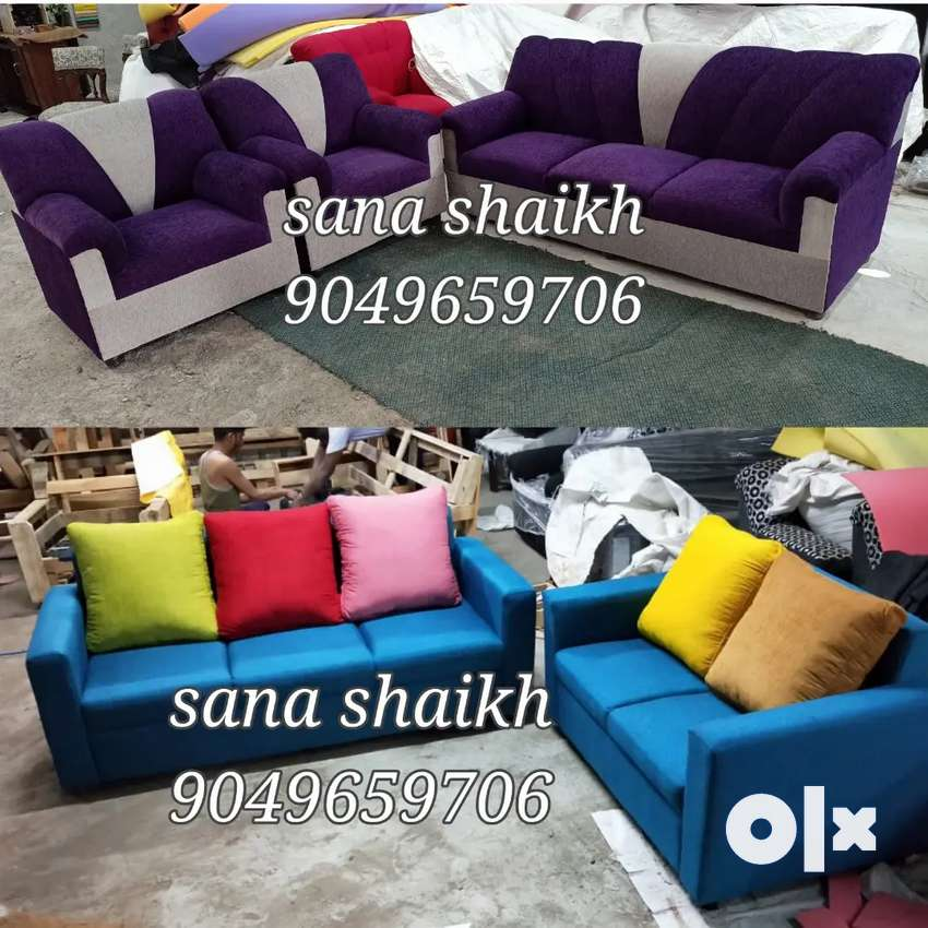 Benzala colour combination sofa