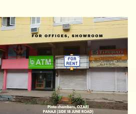 For offices and small showroom (double height) ozari panaji