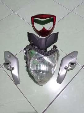 Headlamp yamaha byson