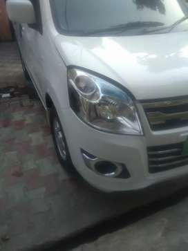 Wagon R 2019 Bank Leased 15 Installments Paid