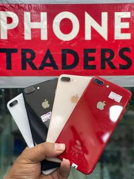iPhone 8plus 64GB 256GB Brand new PTA approved