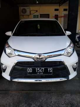 JUAL TOYOTA CALYA TYPE G AT 1.2