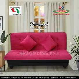 Sofa Bed Reclining Mewah Elegan & Ekomonis