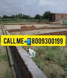 लखनऊ में सुल्तानपुर रोड से लगा प्लॉट दाखिल खारिज प्लॉट लीजिए08