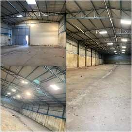 2200sqft warehouse/godown Shed pakhowal road near keys hotel