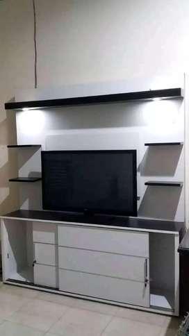 Pesan online Furniture Rak Meja Tv minimalis. Pembayaran Bisa COD