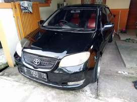 Toyota Vios limo ex