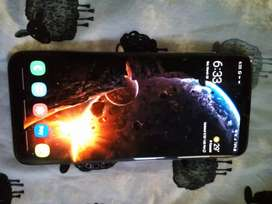 S8 plus minor spot 4gb 64gb pta approved only kit