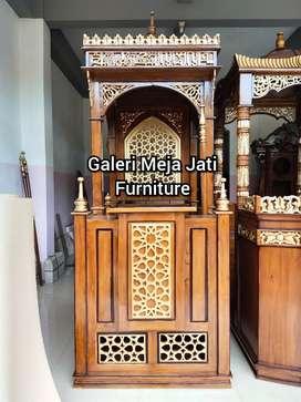 Mimbar masjid feed kubah atap J369 kode
