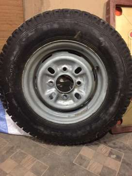 512Size tyre