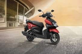 Yamaha ray zr brand new bs6 pay 7777 valid for Chennai customers only