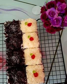 Cake potong home made