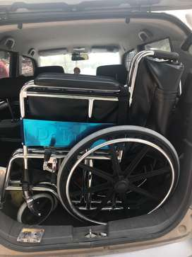 Wheelchair in very good condition for sale