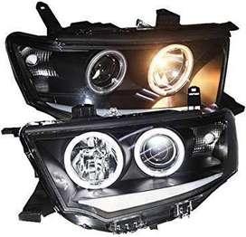 READY Headlamp Led BAR Eyes PAJERO SPORT 2008 sampai 2012 jual velg ba