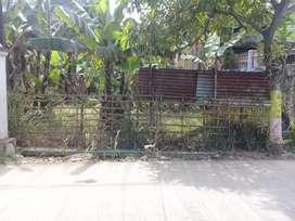 Tnh pinggir jln lt.9X28m2 di Katapang Soreang