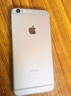 iPhone 6 plus 64 gb very good condition