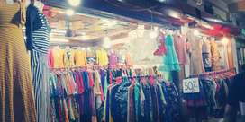 Stock for Sale + Shop for Rent