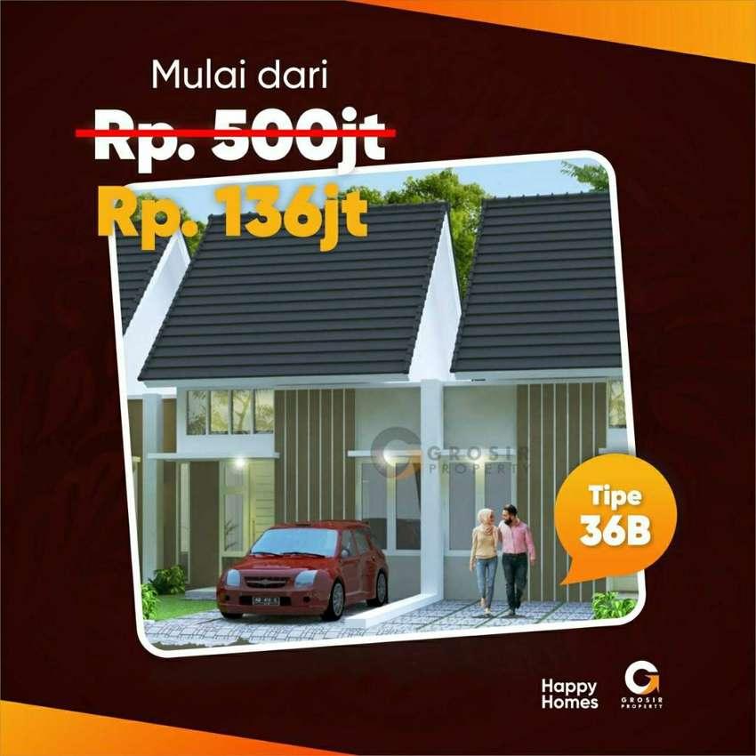 Happy Homes Hills Jogja - Rumah Murah Fasilitas Lengkap136