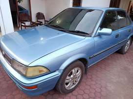 Toyota Twincam 1988 Bensin