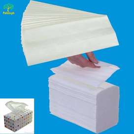 Hygiene Tissue Paper Towel 500 pieces