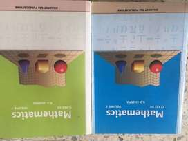 Mathematics Class 12 CBSE - R D Sharma - Volume 1 and 2
