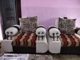 Big size sofa set