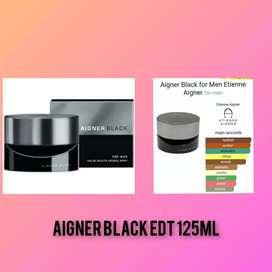 Aigner Black edt 125ml Original