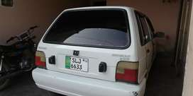 Suzuki Mehran 1998 on my name hi