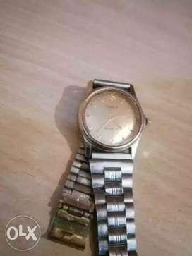 Sona wrist watch for men