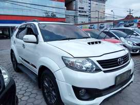 Fortuner 2014 Type G VNT AT Angs. 253 Ribuan/hari
