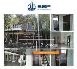 Rumah Cantik Mewah dlm Perum Pondok Permai Kadipiro jl Wates