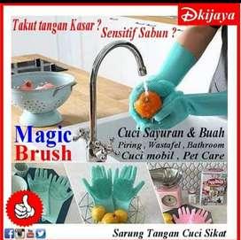 Sarung tangan cuci / sikat