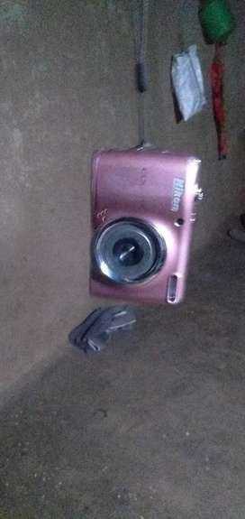 Nikon camera hdr