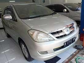 Innova G bensin manual Thn,2006 termurah(Faiz)