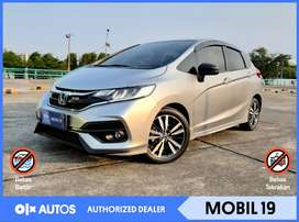 [OLXAD] DP RENDAH 20%! Honda Jazz 1.5 RS CVT 2018