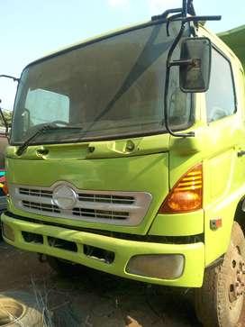 Jual Dump Truck FM260 TI tronton 2008