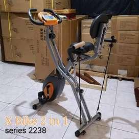 Magnetic Bike Sepeda Statis // Rasenggan 13.49