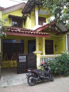 Rumah 2 Lantai Perumahan Pondok Ungu Permai Bekasi