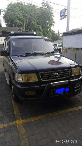 Toyota kijang kapsul lgx