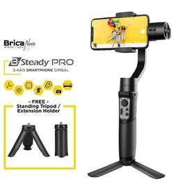 Brica B-Steady PRO 3 Axis Smartphone Gimbal Stabilizer