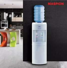 New Dispenser MASPION UCHIDA (Panas&Dingin) Kompressor *Galon Atas*